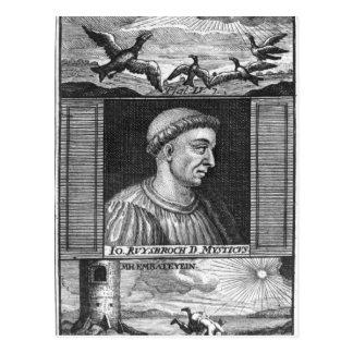 Jan van Ruysbroeck Post Cards