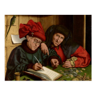 Jan Ven Eyck Art Postcards
