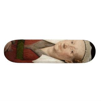 Jan Ven Eyck Art Skateboard Deck