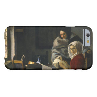 Jan Vermeer - Girl Interrupted at Her Music Barely There iPhone 6 Case