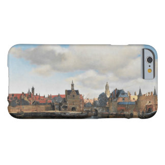 Jan Vermeer - View on Delft Barely There iPhone 6 Case