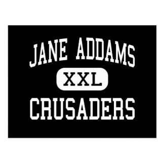 Jane Addams - Crusaders - Junior - Schaumburg Postcard