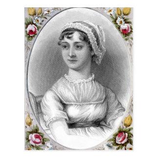 Jane Austen (1775-1817) Post Card