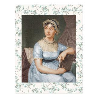 Jane Austen (1775-1817) Postcard