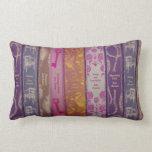 Jane Austen Books Lumbar Pillow