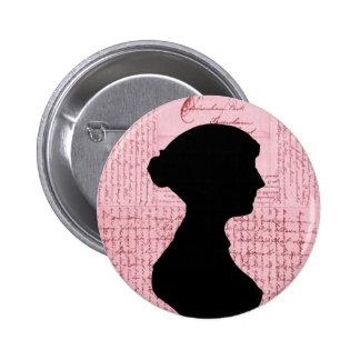 Jane Austen, Call Me Lady Jane Series Button