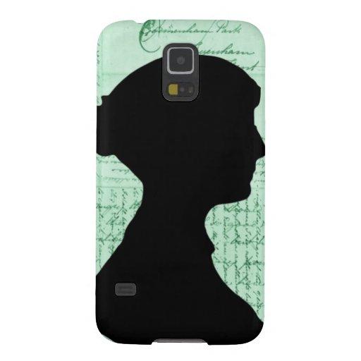 Jane Austen, Call Me Lady Jane Series Samsung Galaxy Nexus Cover