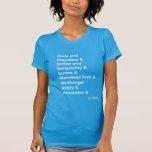 Jane Austen Camisas