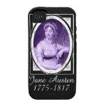 Jane Austen Case-Mate iPhone 4 Cases