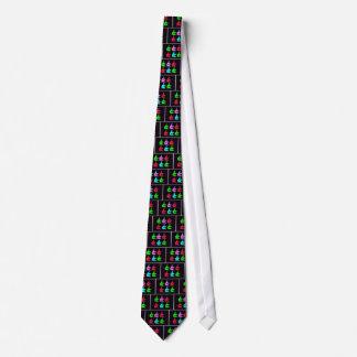 Jane Austen Collage Tie