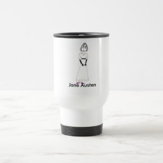 Jane Austen espeluznante Tazas