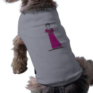 Jane Austen Fleur De Lis T-Shirt