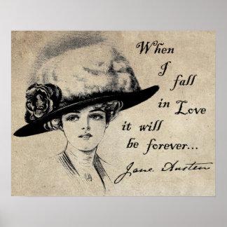 Jane Austen: Forever Print