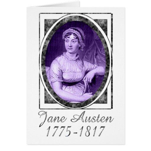 Jane Austen Greeting Cards