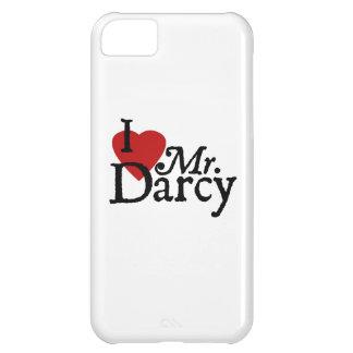 Jane Austen I LOVE Mr. Darcy iPhone 5C Case