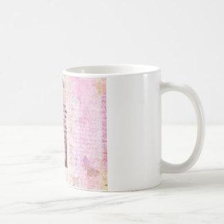 Jane Austen Inspirational quote empowerment women Coffee Mug
