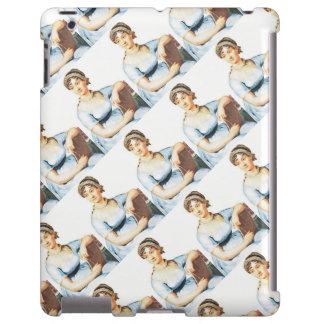 Jane Austen iPad Case