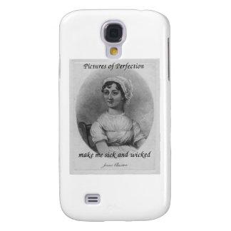Jane Austen is Sick and Wicked Samsung S4 Case