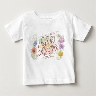 Jane Austen Kind of Day Kid's T-Shirt