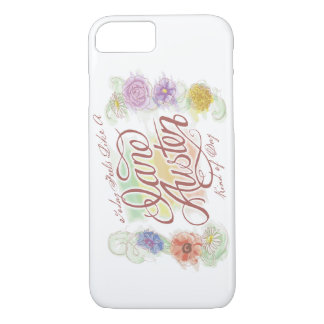Jane Austen Kind of Day Smartphone Case