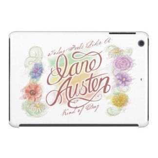 Jane Austen Kind of Day Tablet Case iPad Mini Retina Case