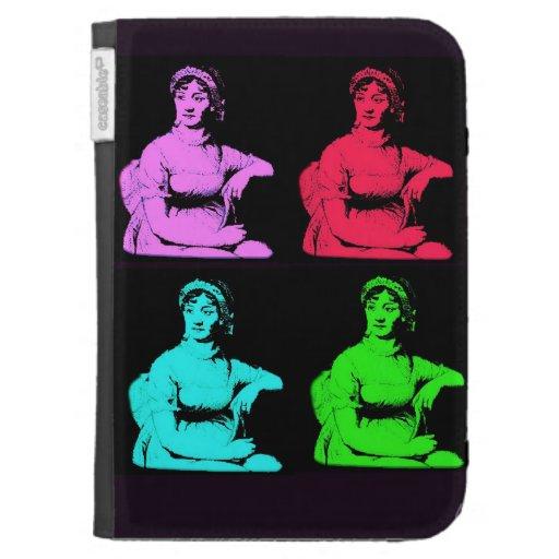Jane Austen Kindle Folio Cases
