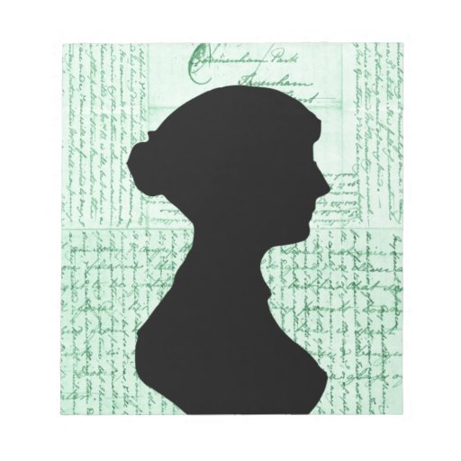 Jane Austen, me llama señora Jane Series Bloc De Papel