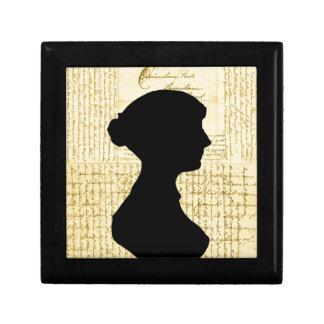 Jane Austen, me llama señora Jane Series Joyero Cuadrado Pequeño