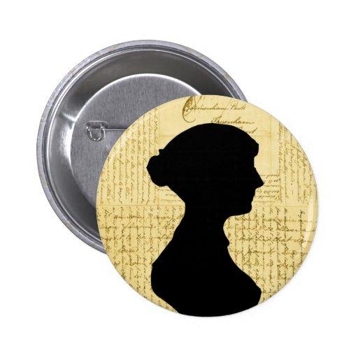 Jane Austen, me llama señora Jane Series Pins