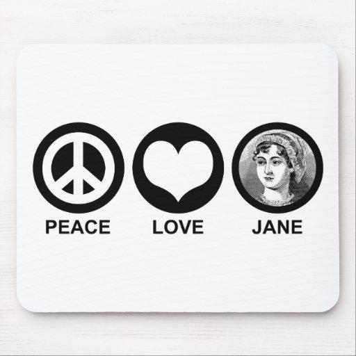 Jane Austen Mouse Mats