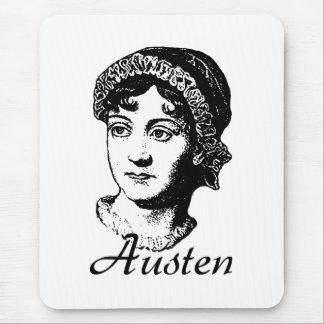 Jane Austen Mouse Pad