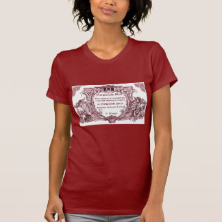 Jane Austen:Netherfield Ball Invite Tshirts