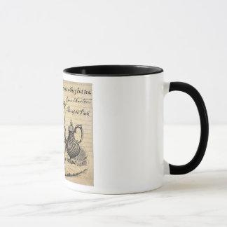 Jane Austen: Nothing But Tea Mug