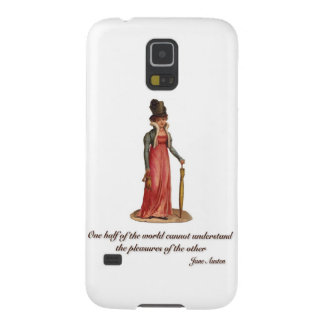 Jane Austen on Misunderstanding Galaxy S5 Case