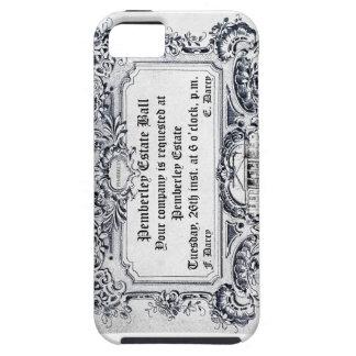 Jane Austen: Pemberley Estate Ball iPhone 5 Covers