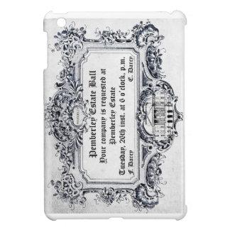 Jane Austen: Pemberley Estate Ball iPad Mini Cover