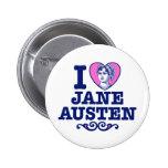 Jane Austen Pins