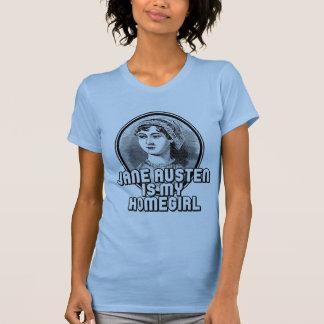 Jane Austen Camisetas