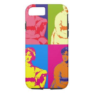 Jane Austen Pop Art iPhone 7 Case