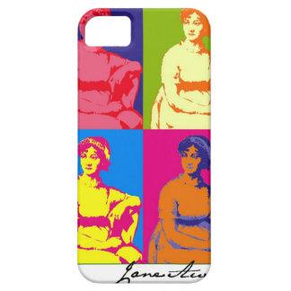 Jane Austen Pop Art iPhone SE/5/5s Case