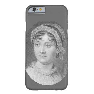 Jane Austen Portrait iPhone 6 case