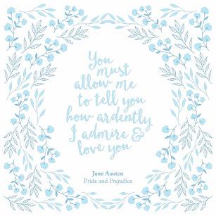 Jane Austen Quotes Bags Zazzle
