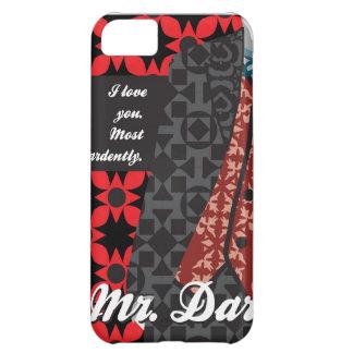 "Jane Austen Pride and Prejudice gift ""Mr. Darcy"" iPhone 5C Cover"