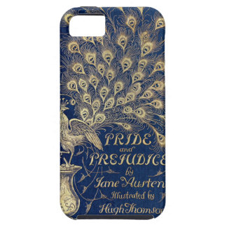 Jane Austen Pride and Prejudice Peacock 1894 iPhone SE/5/5s Case