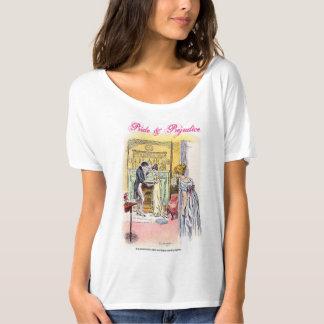 Jane Austen Pride & Prejudice Jane with Bingley T Shirt