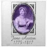 Jane Austen Printed Napkins