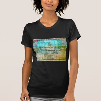 Jane Austen quote about adventure and travel T-Shirt