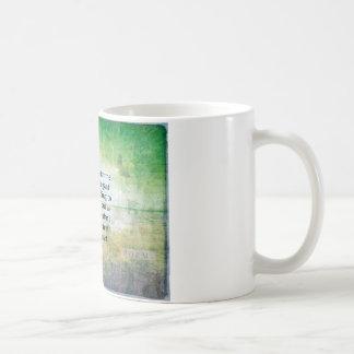 Jane Austen quote Pride and Prejudice  HONESTY Coffee Mug