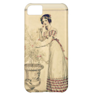 Jane Austen Regency Ball Gown Case For iPhone 5C