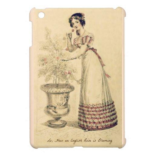 Jane Austen Regency Ball Gown iPad Mini Case